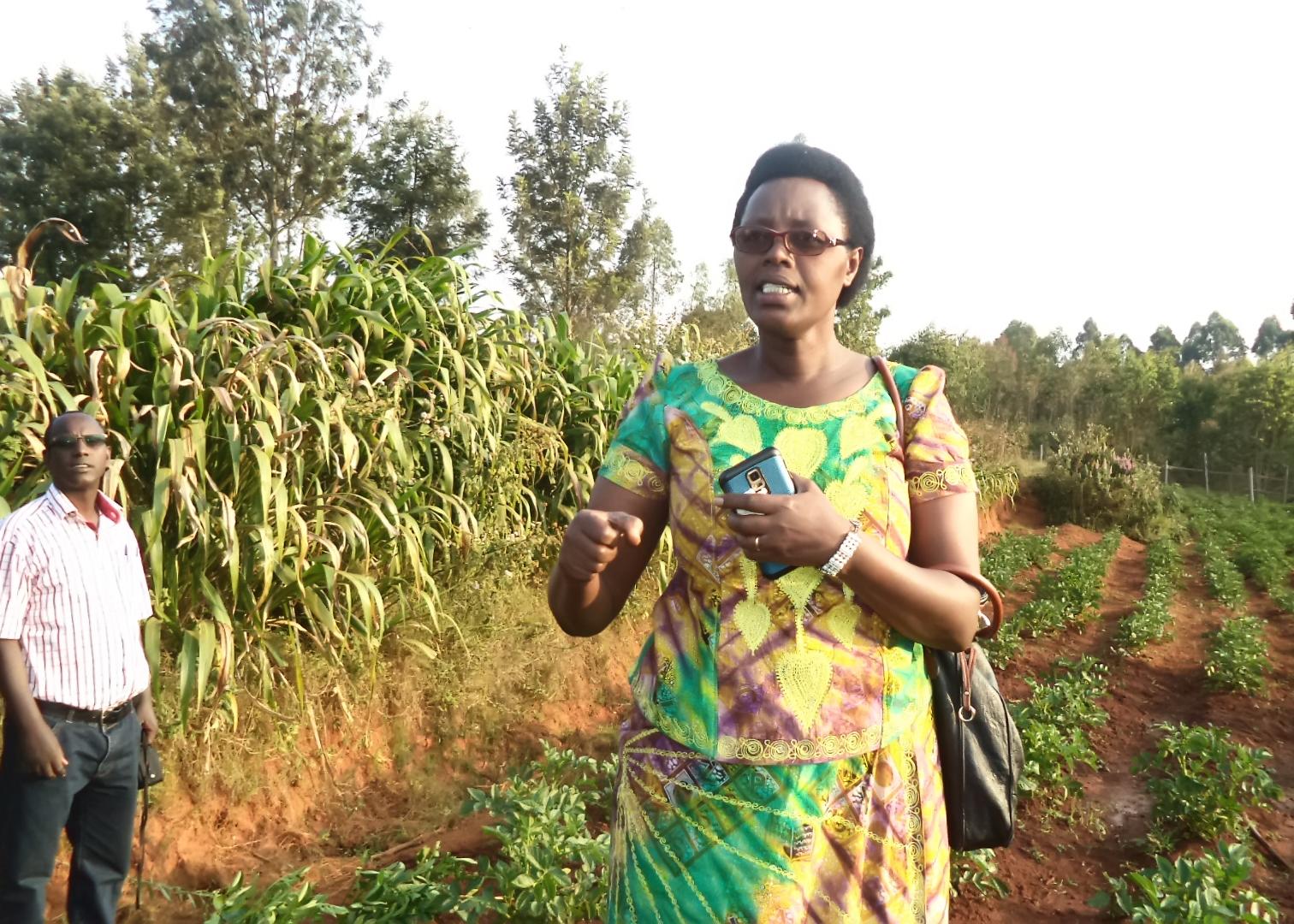 Marie Rose in her field1 copy