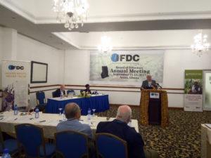 2017 IFDC BOD Meeting 2