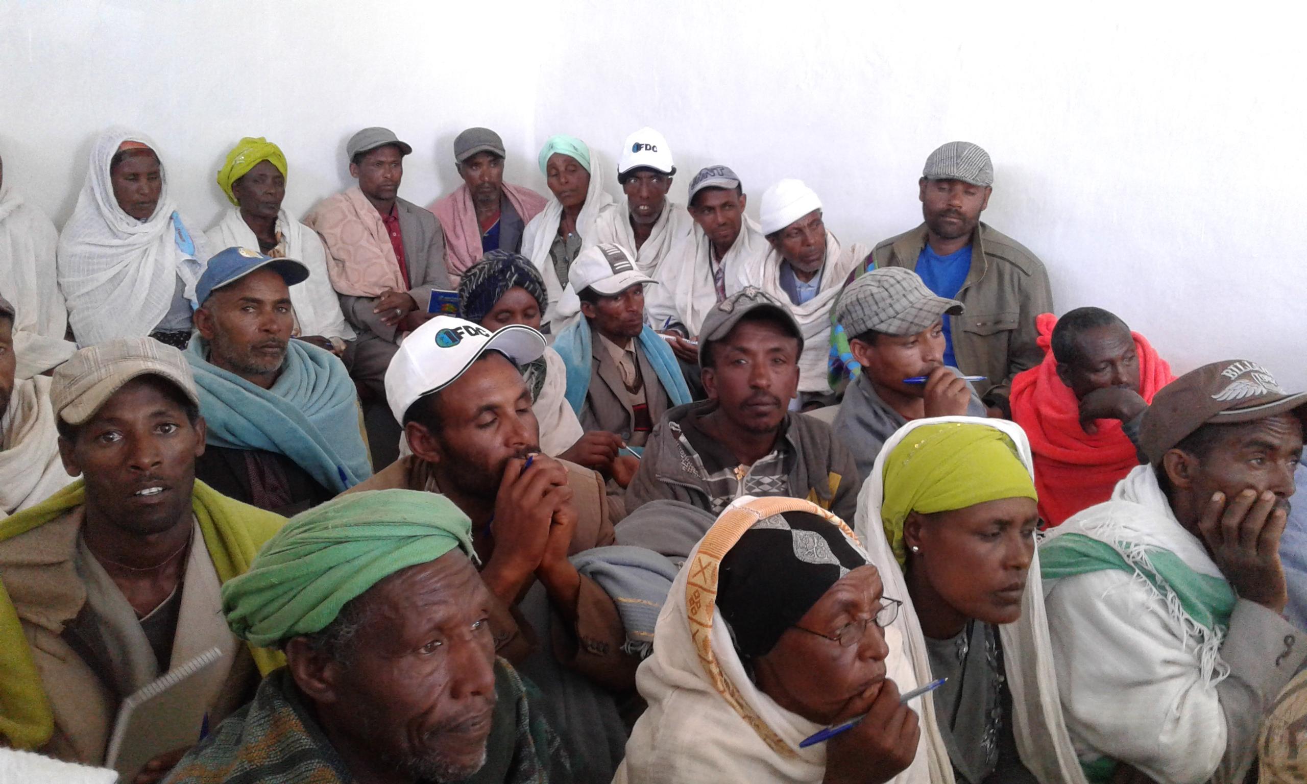 Ethiopia dairy Etete training PIcs 049