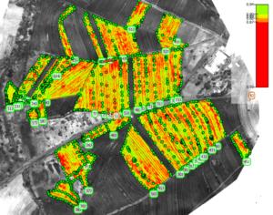 Farmer field boundaries using GPS Ghana