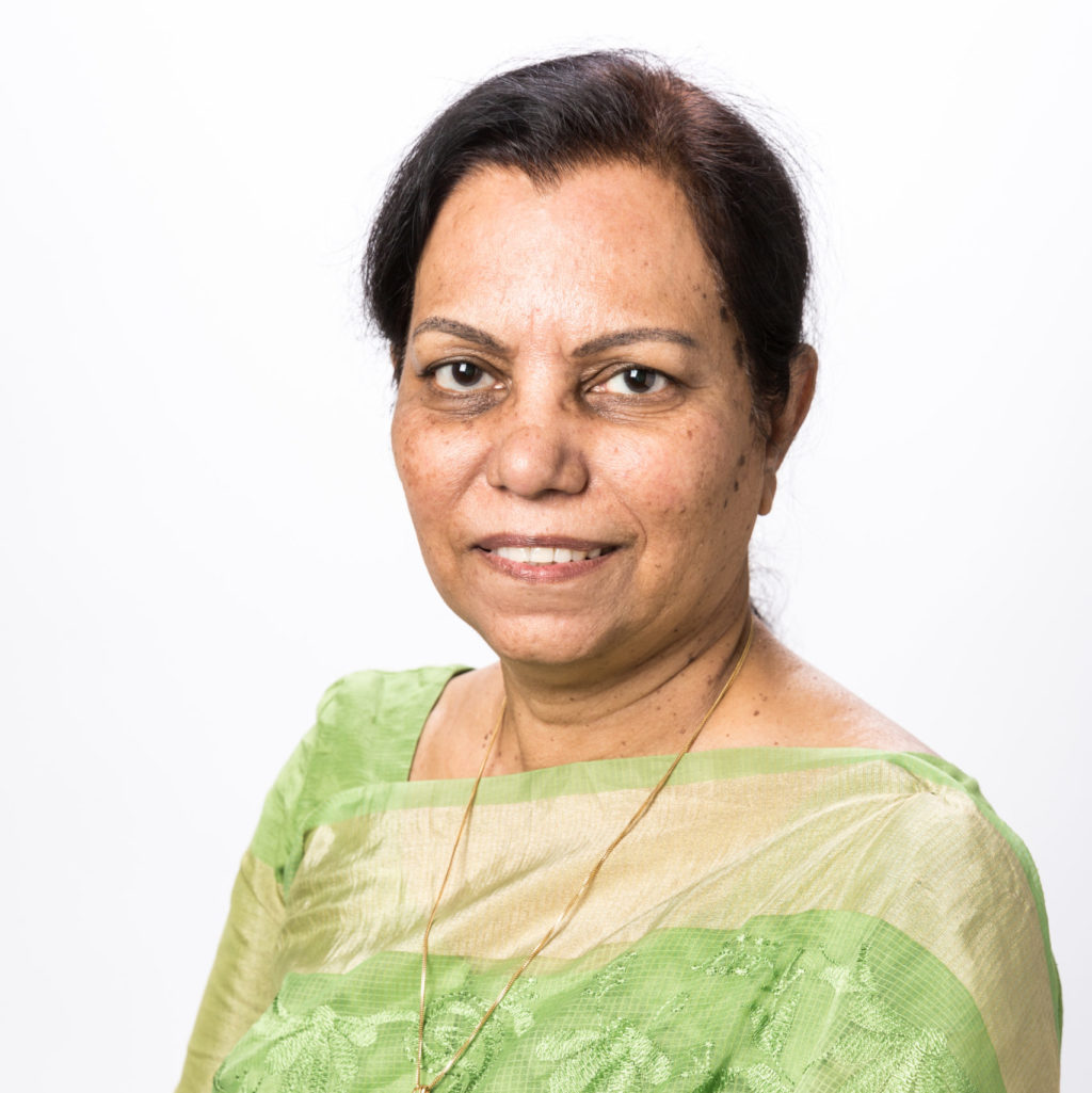 Ishrat Jahan Regional Director, Asia