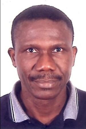 Portrait of Jean Ekwe Dossa