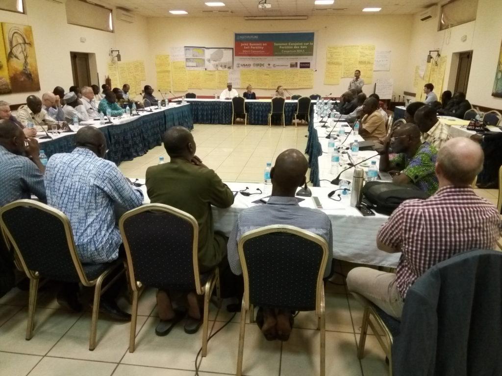 PARSEN Niger Meeting