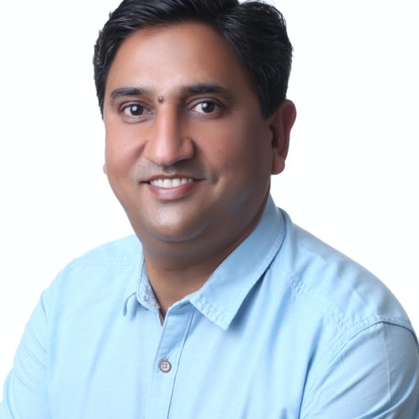 Portrait of Dr. Yashpal Saharawat