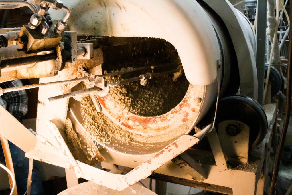 Drum Granulator – Small Scale Pilot Plant