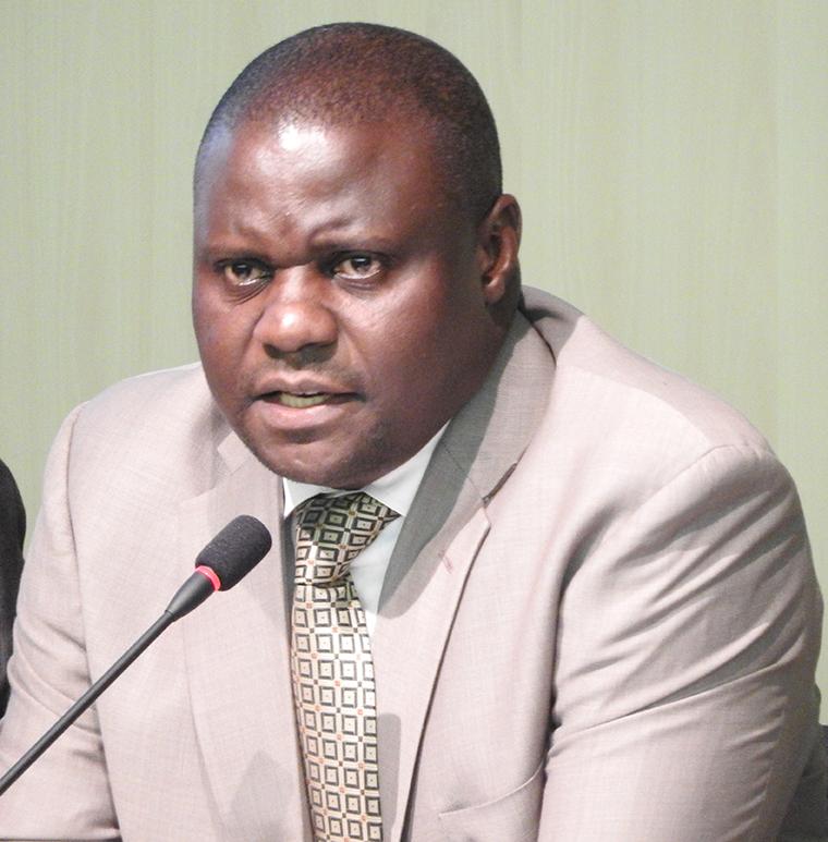 Joseph Nkandu NUCAFE portrait