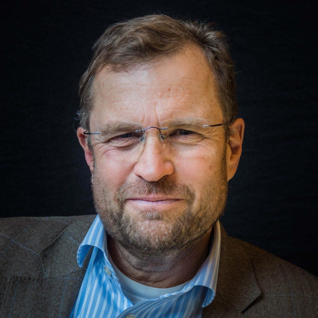 Mark Schneiders Portrait