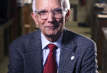 Portrait of Dr Rattan Lal