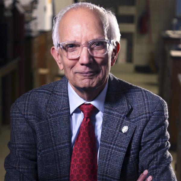 Portrait of Dr Rattan Lal
