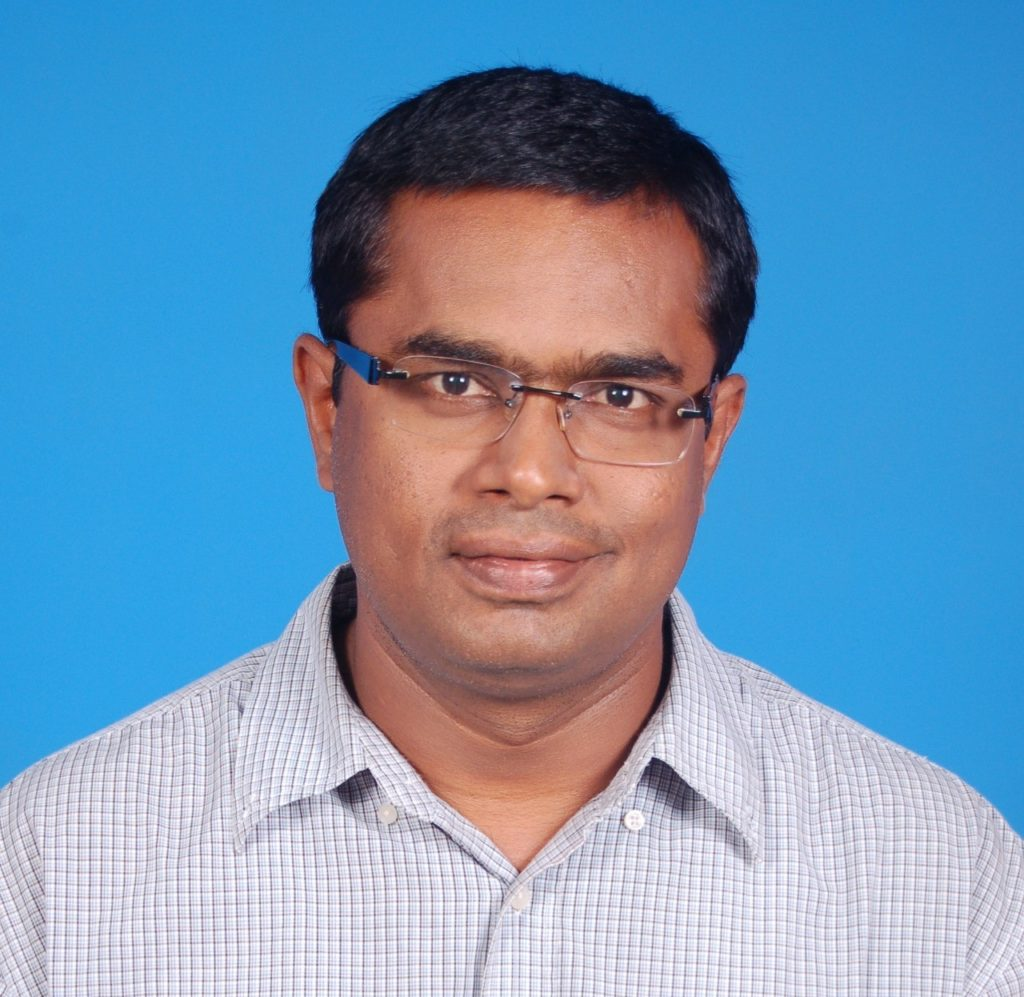 Portrait of Sridhar Reddy