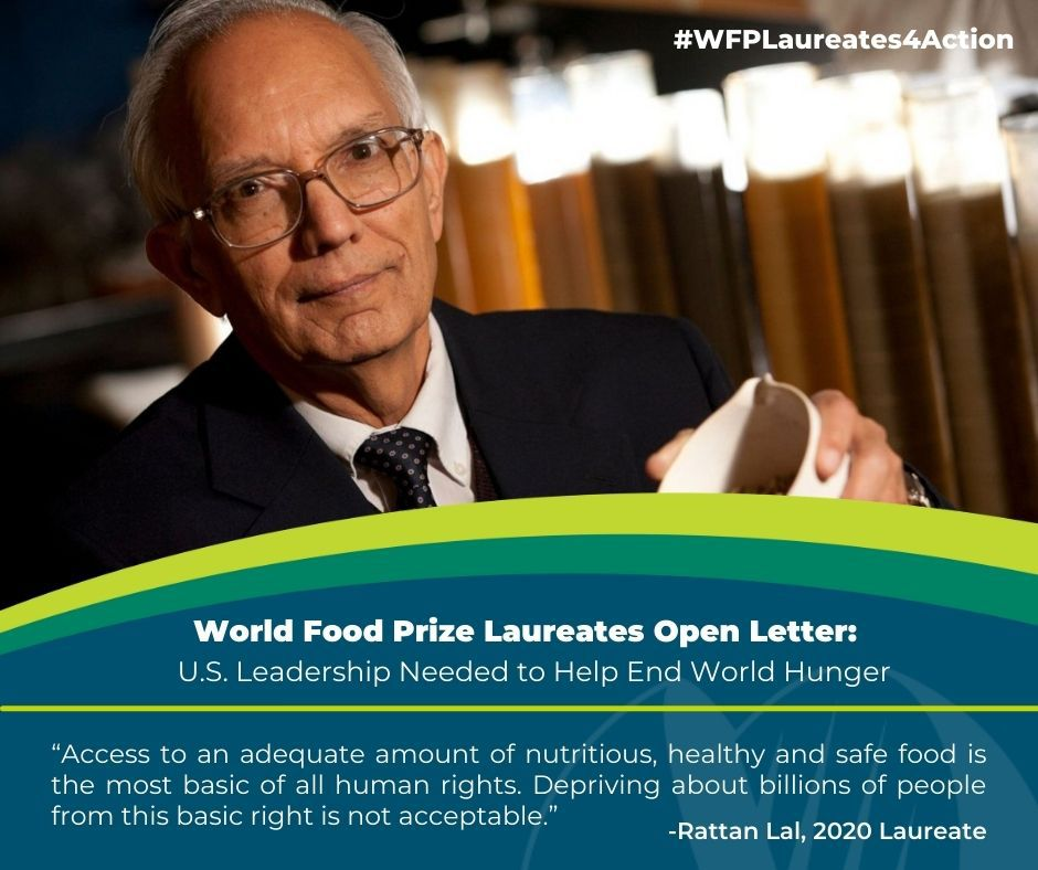 quote from dr rattan lal