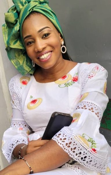 Portrait of Fatouma Coulibaly