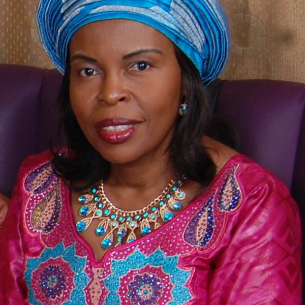 portrait of Francoise Lema Sayi