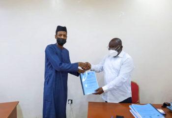Salasi Idris Signs TRIMING Extension