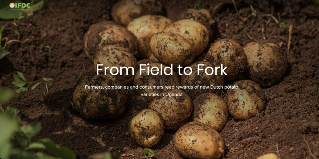 From Field to Fork Cover