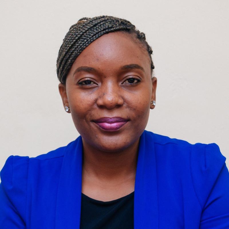 Portrait of Constance Munyenyembe