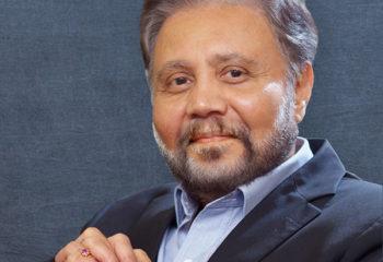 Portrait of Amit Roy